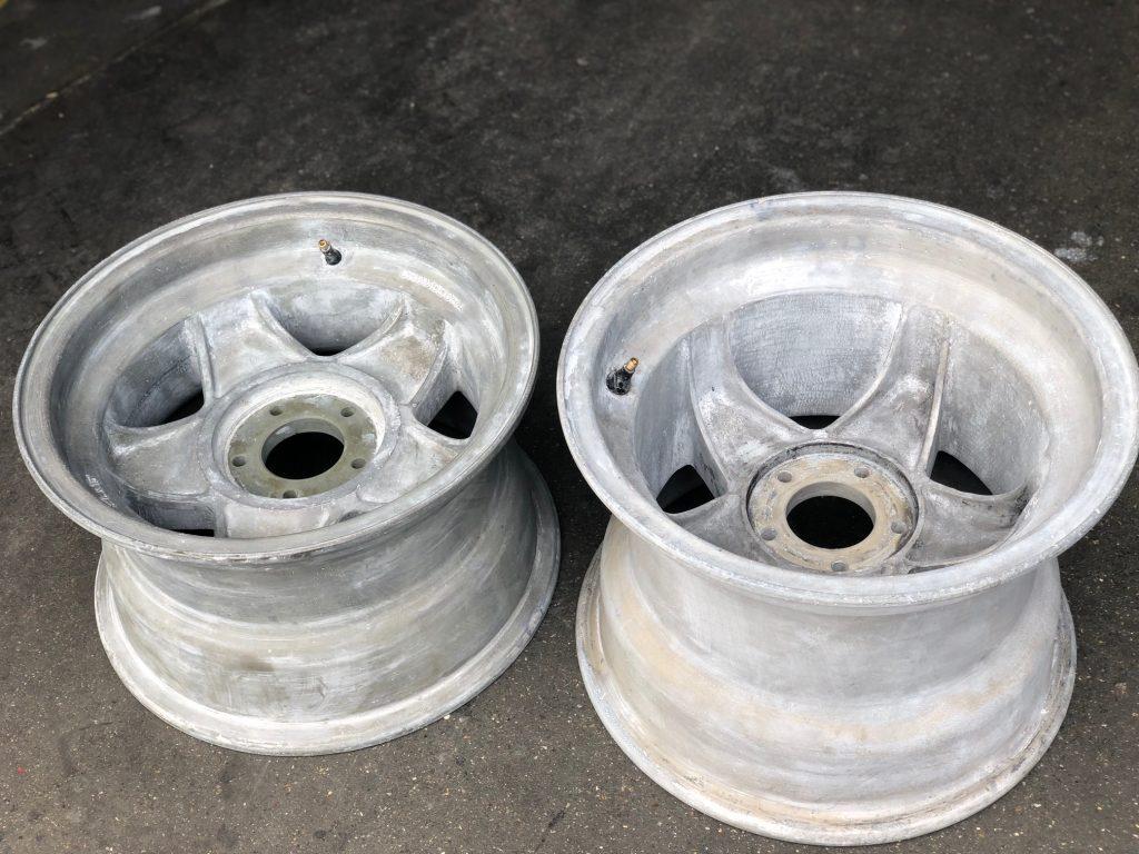 Ferrari Daytona magnesium wheels