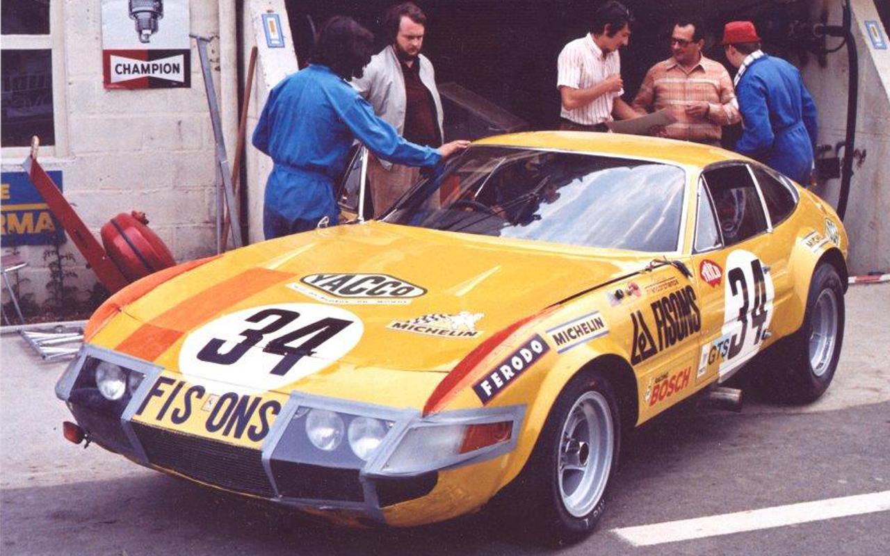 Ferrari Daytona 365 GTB/4 Magnesium Wheels | Ultraseal Slough